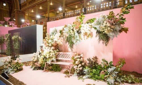 award winning floral displays
