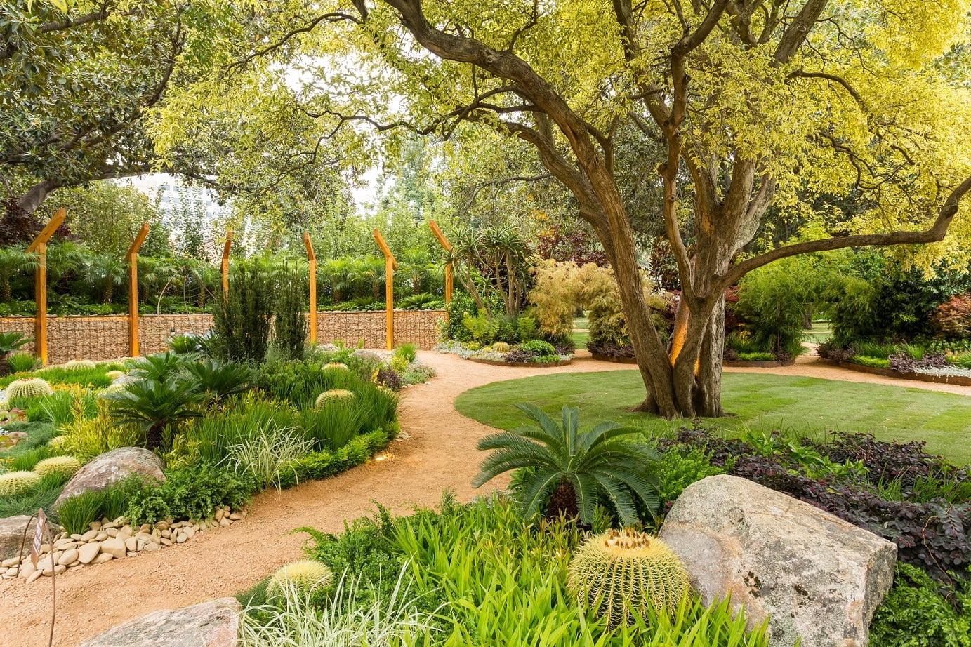 Landscape Design Show Gardens Melbourne International Flower