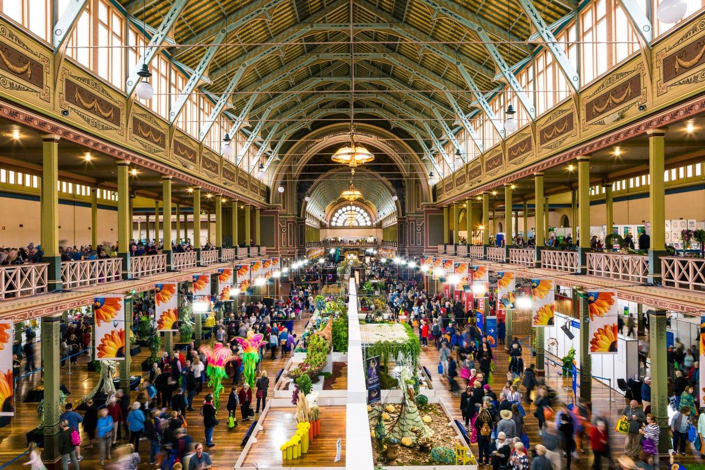explore the royal exhibition building - melbourne international