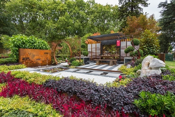 This Year S Landscape Design Show Gardens Melbourne
