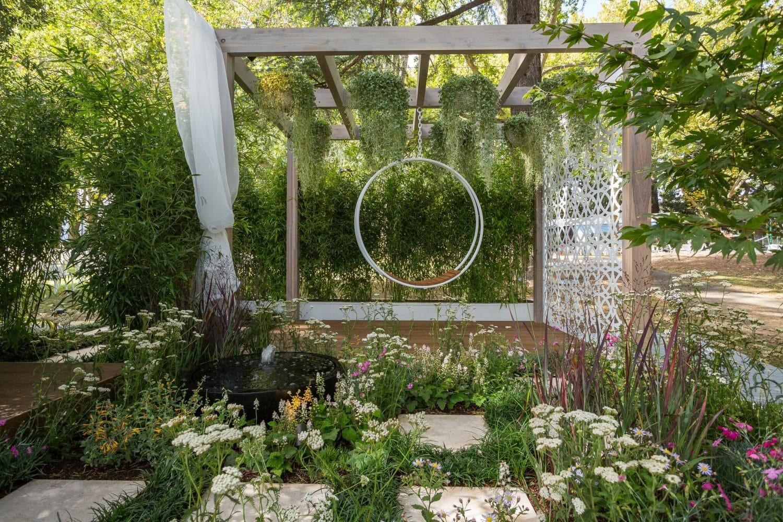 boutique gardens - melbourne international flower & garden show