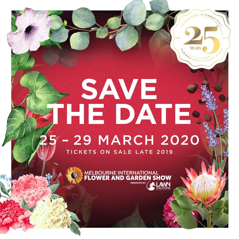 2020 dates announced - melbourne international flower & garden show